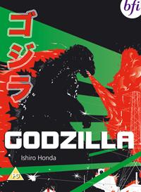 Cover art for Godzilla DVD