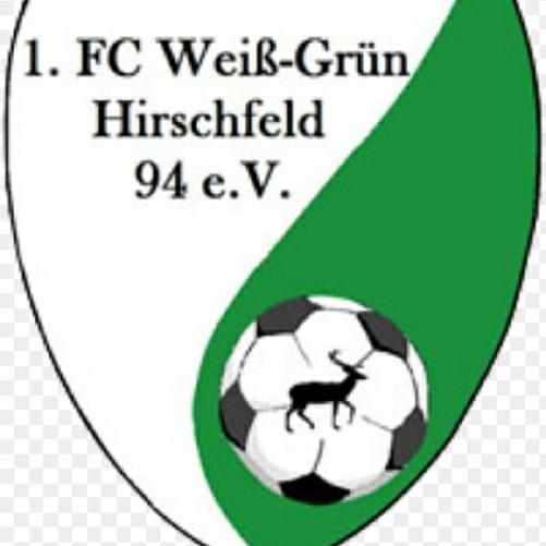 Weiß Grün Hirschfeld