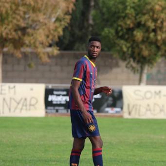 Bubakary Ceesay Sawaneh