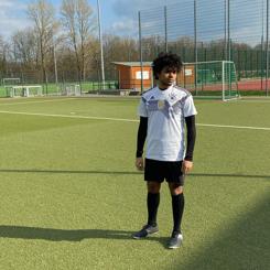 Ahmed Mohamed Fußballspieler