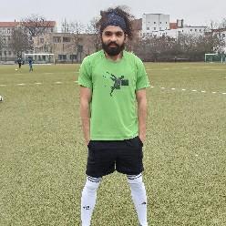 Mhd Osama Almaradni Fußballspieler