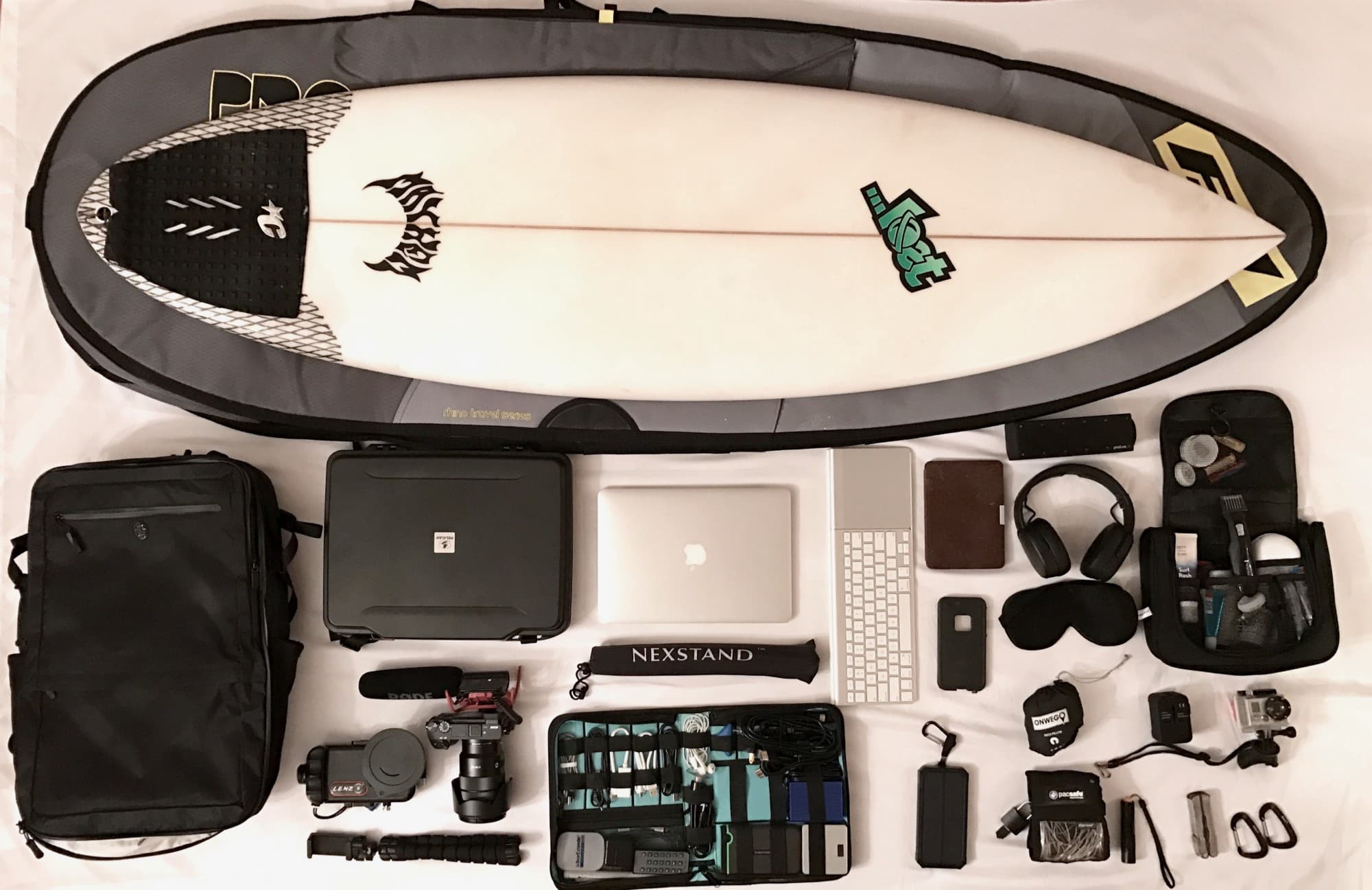 The Essential Travel Developer Gear List