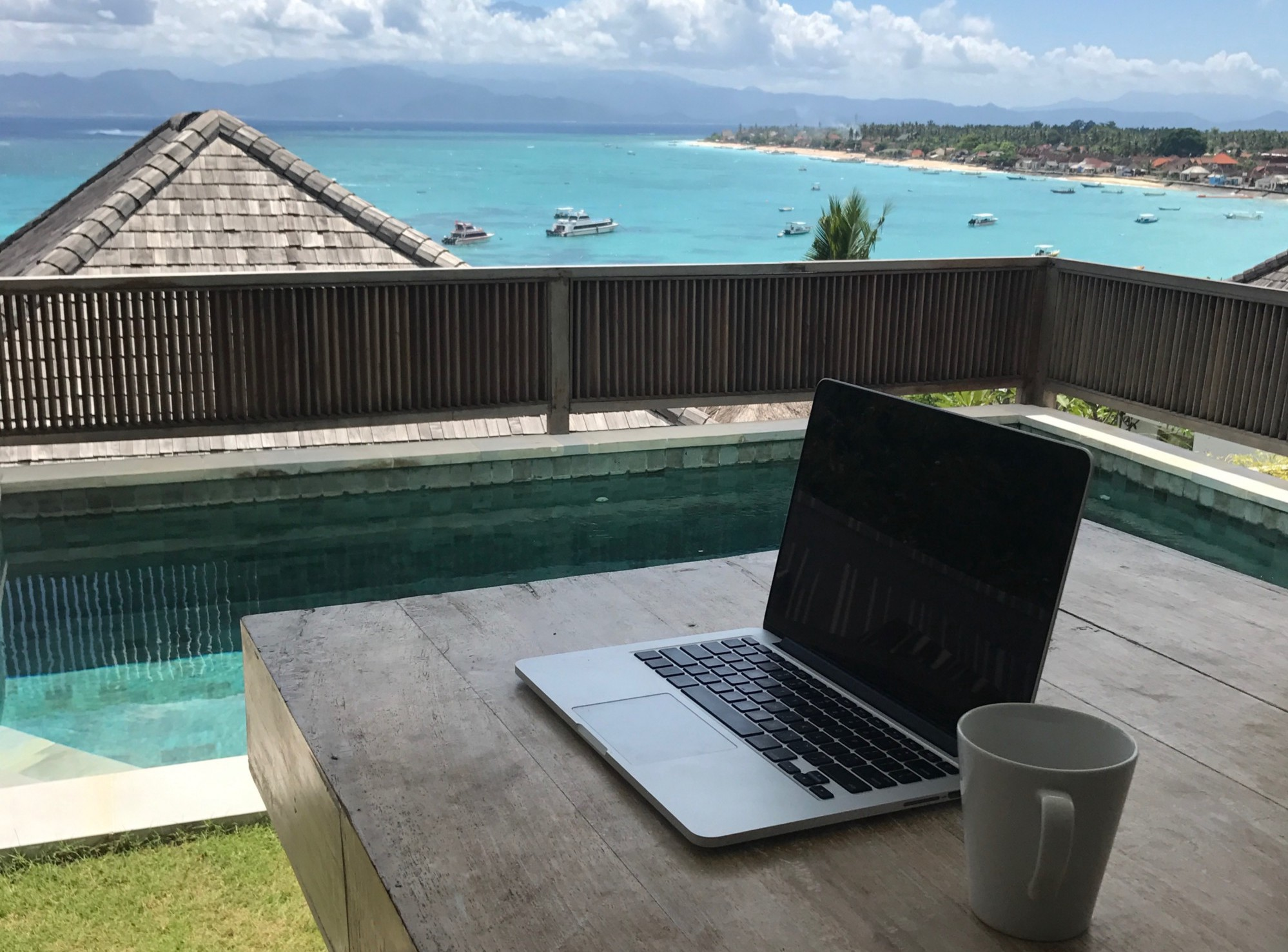 Want to become a Digital Nomad? Don't Go to Bali.