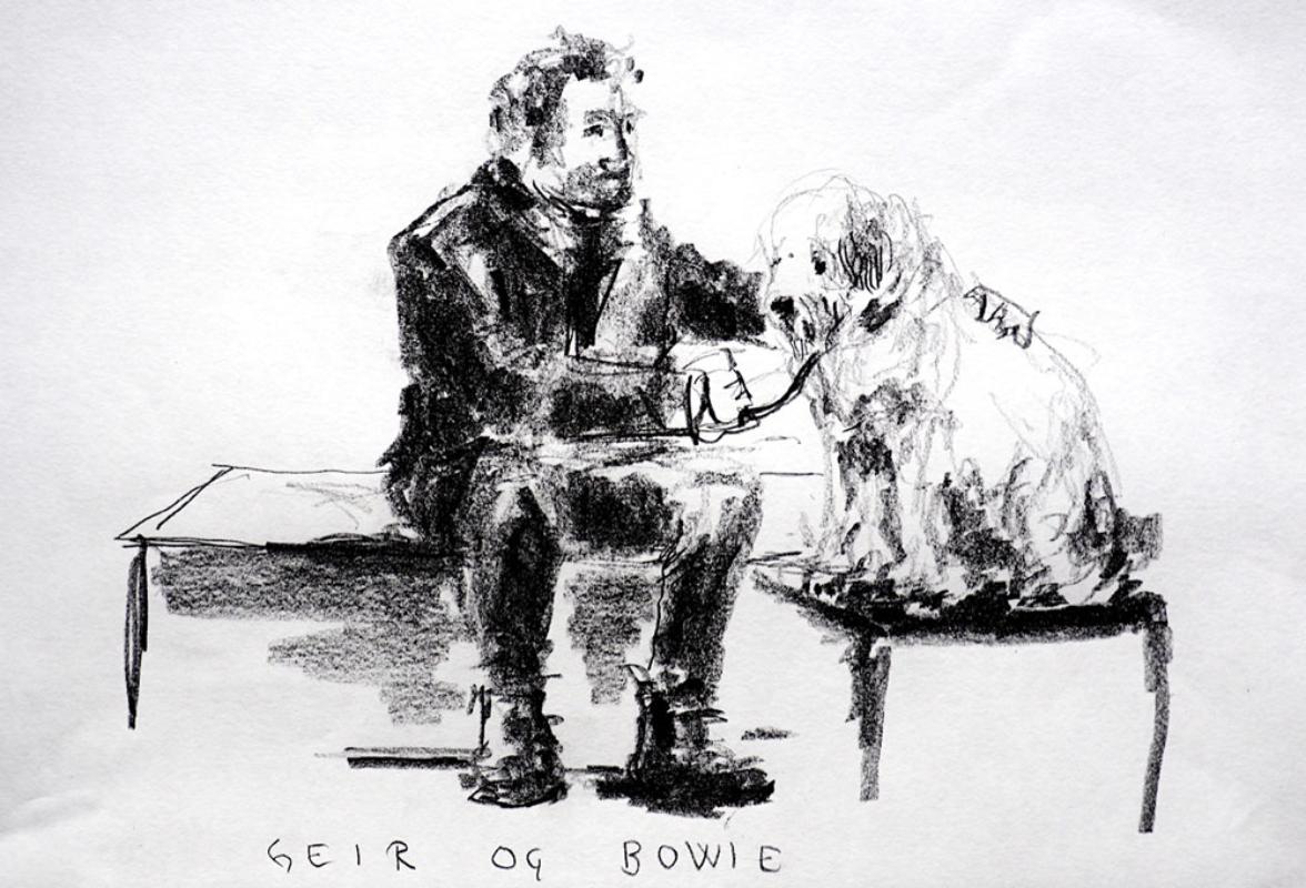 Illustrasjon, Hundefolket
