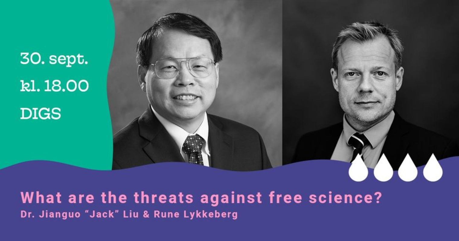 What are the threats against free science?