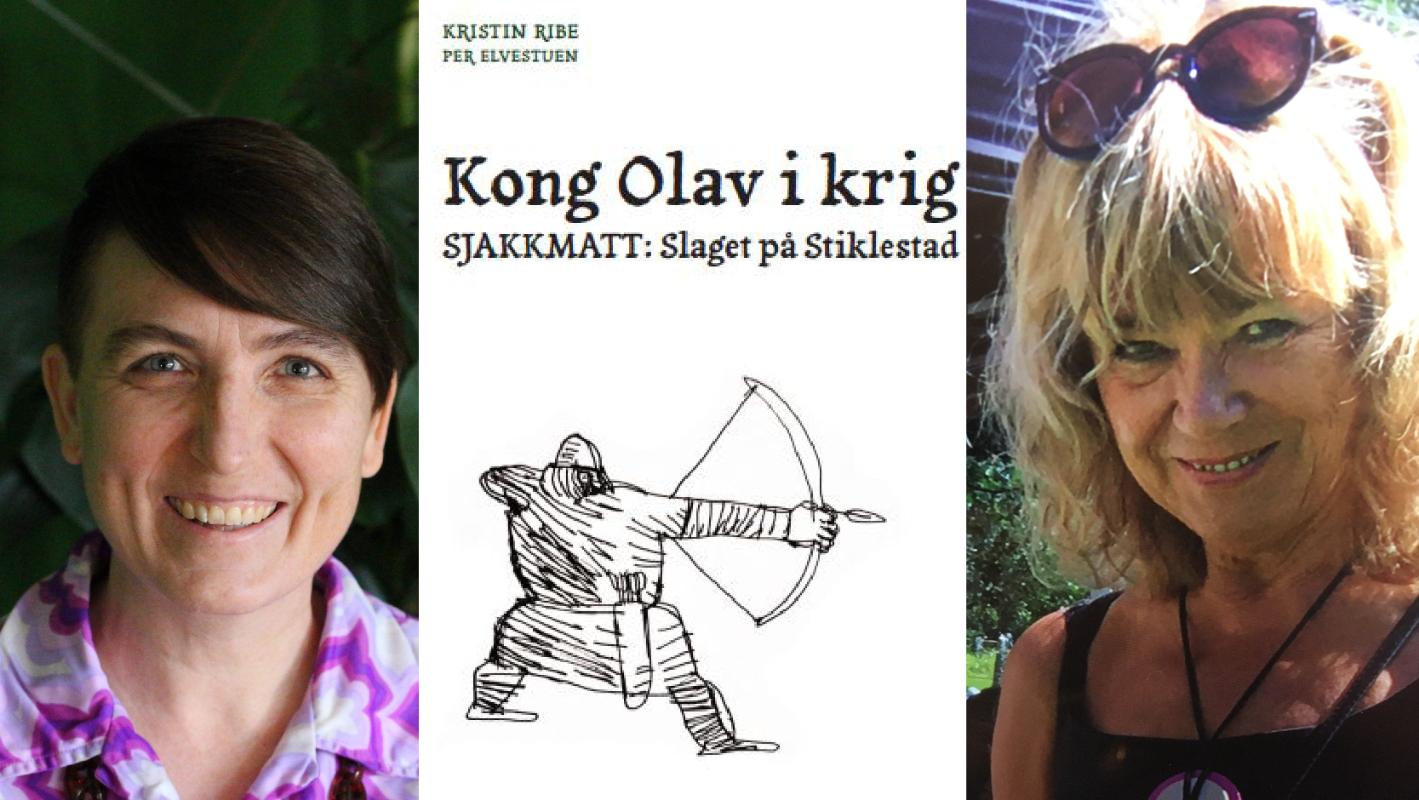 Kristin Ribe og Kim Småge