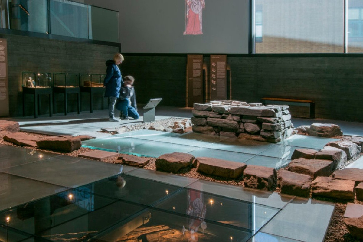 Klemenskirken - stedet Olav ble den hellige
