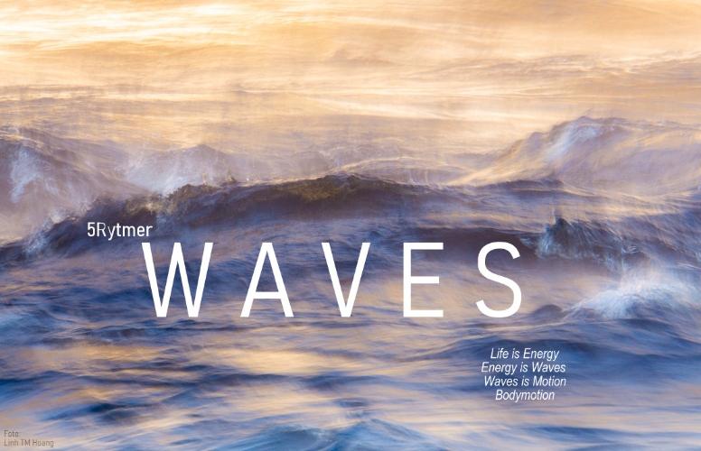 WAVES 5Rytmer praksisdans med Loan TP Hoang
