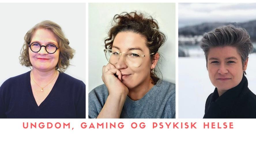 Ungdom, gaming og psykisk helse