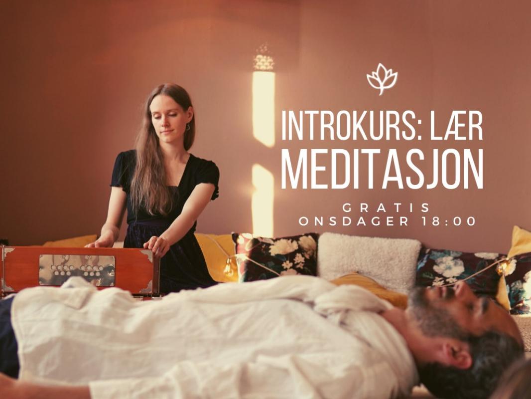 Meditasjon & dyp avspenning | Gratis kurs