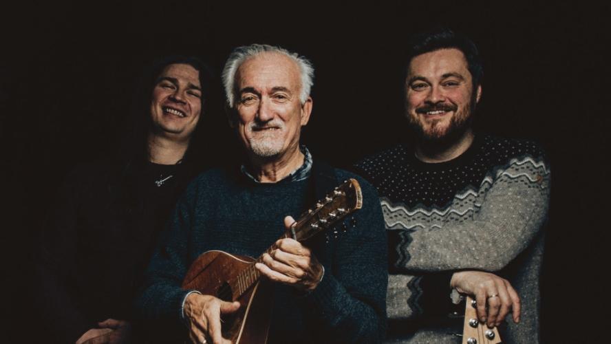 Vømmølbasen Trio