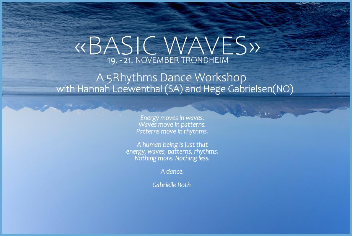 BASIC WAVES 5Rytmer Workshop