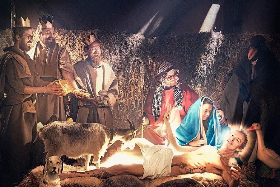 Den Store Juletrefesten VI