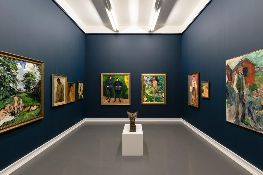 Trondheim kunstmuseums samling
