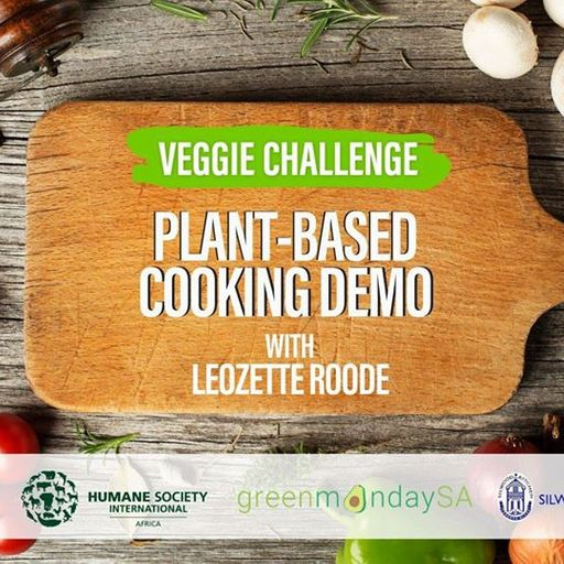 Plant-based Cooking Demo