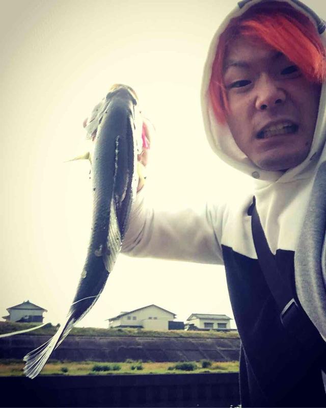 福岡県中間市遠賀川水系「黒川」2019年03月15日06:00の釣果の画像