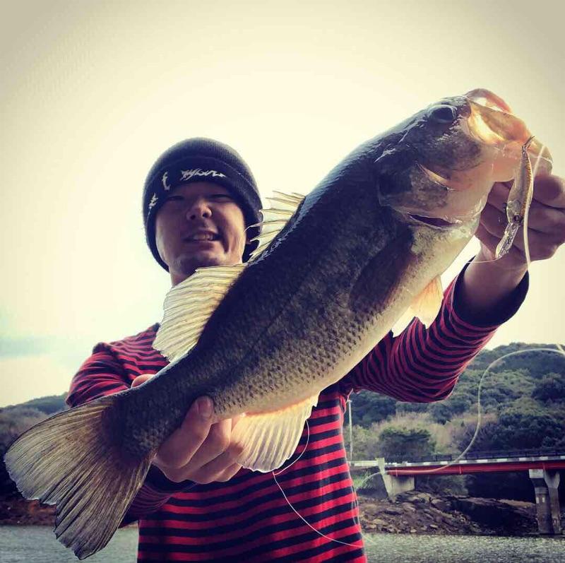 小ケ倉ダム2019年03月27日12:00の釣果