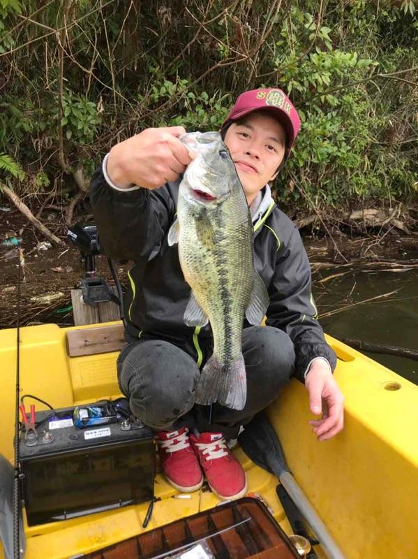 小野湖2019年04月14日09:00の釣果