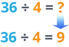 Multiplication Division Example 1