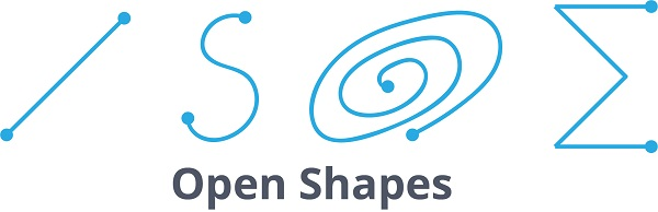 some examples of open shapes