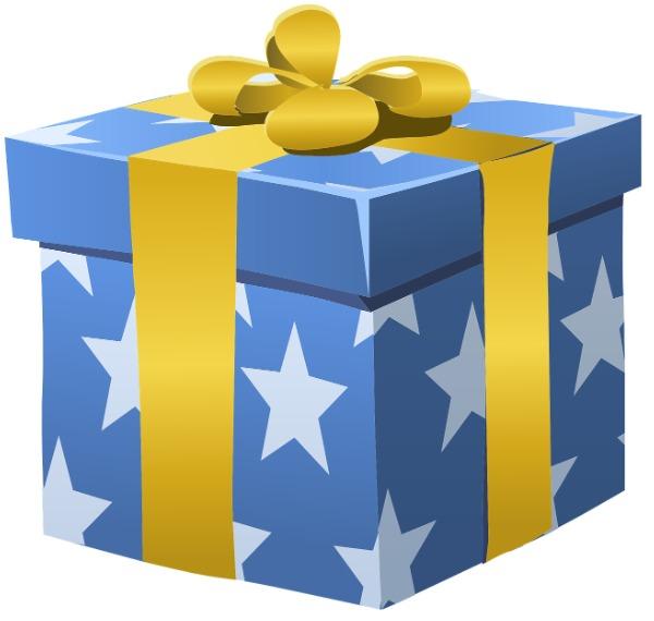 Cube - Gift Box