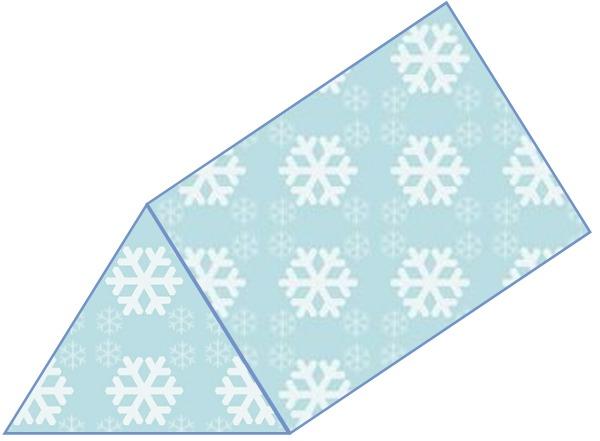 Triangular Prism - Gift Box