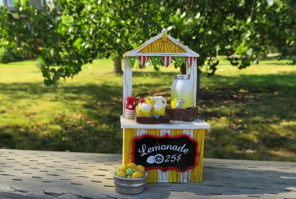 Danny's lemonade stand