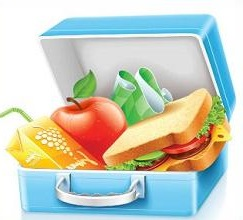 A lunchbox full of your favorite foods.