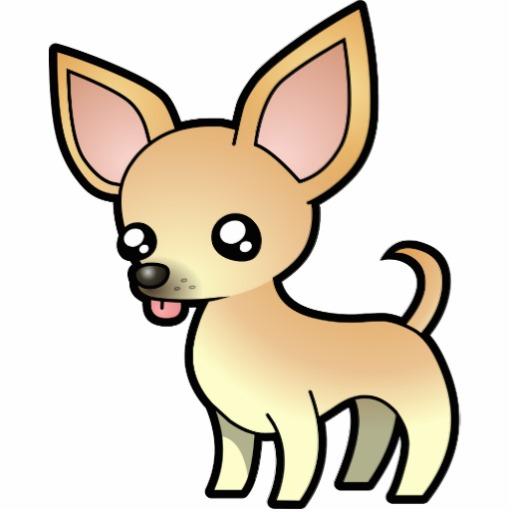 A Chihuahua dog.