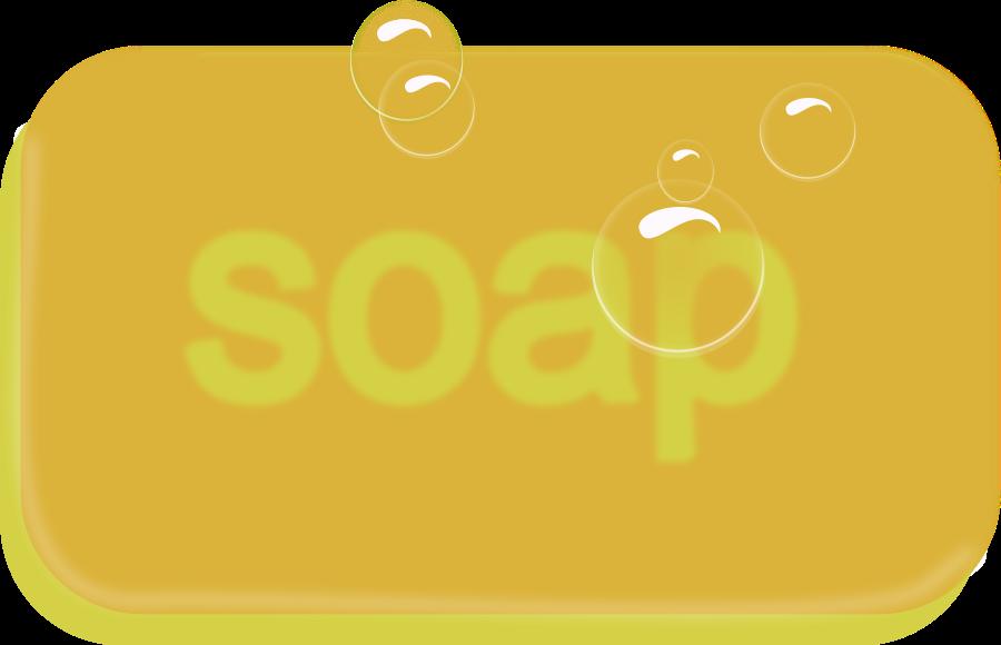 A bar of soap.