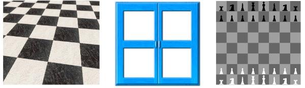 floor, window, chessboard