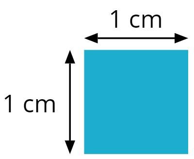 1 square unit