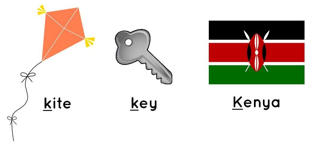 kite, key, Kenya