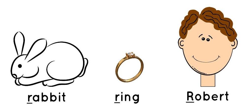 rabbit, ring. Robert