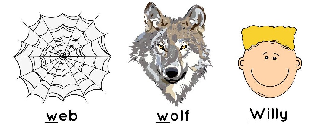 web, wolf, Willy