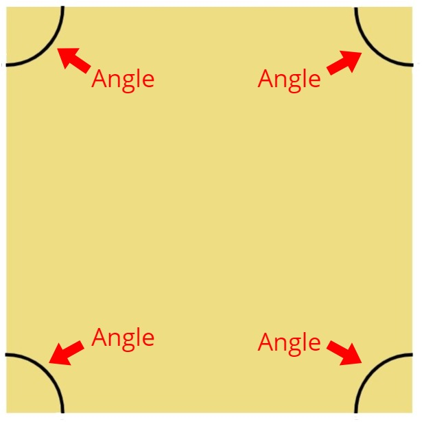 angles of a square