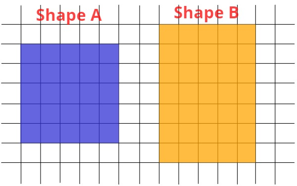 two shapes