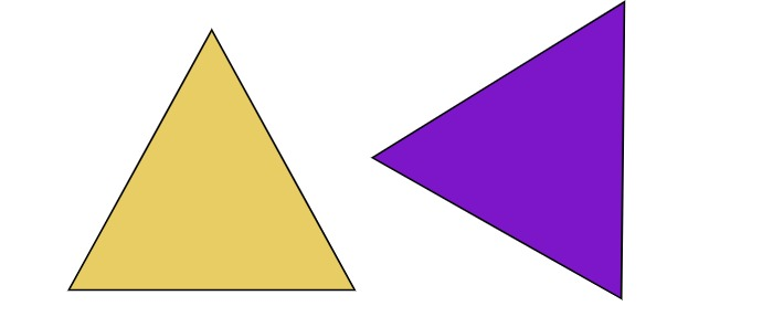 another pair of triangles