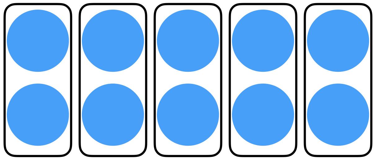 groups of circles