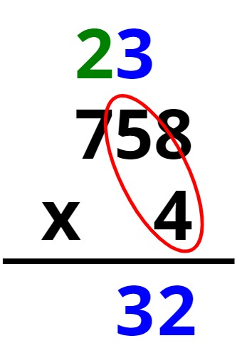 758 x 4