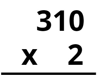 310 x 2