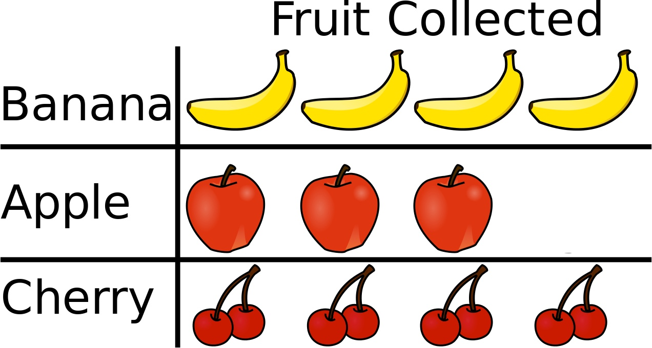 fruits collected