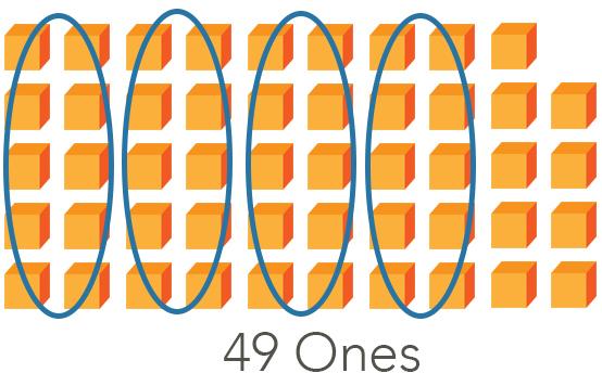 49 Ones