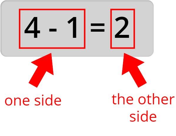 4 - 1 = 2