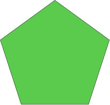 a pentagon