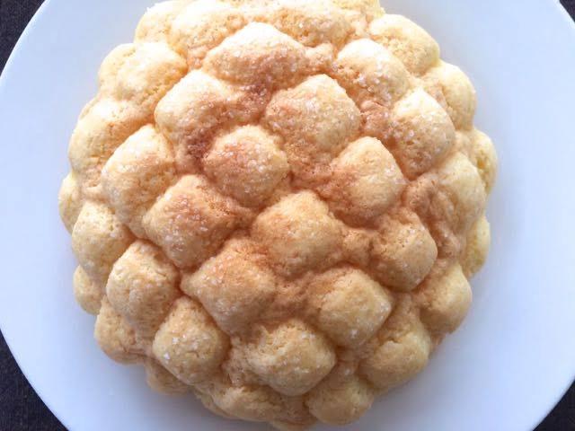 Image of バター香る 芳醇メロンパン0