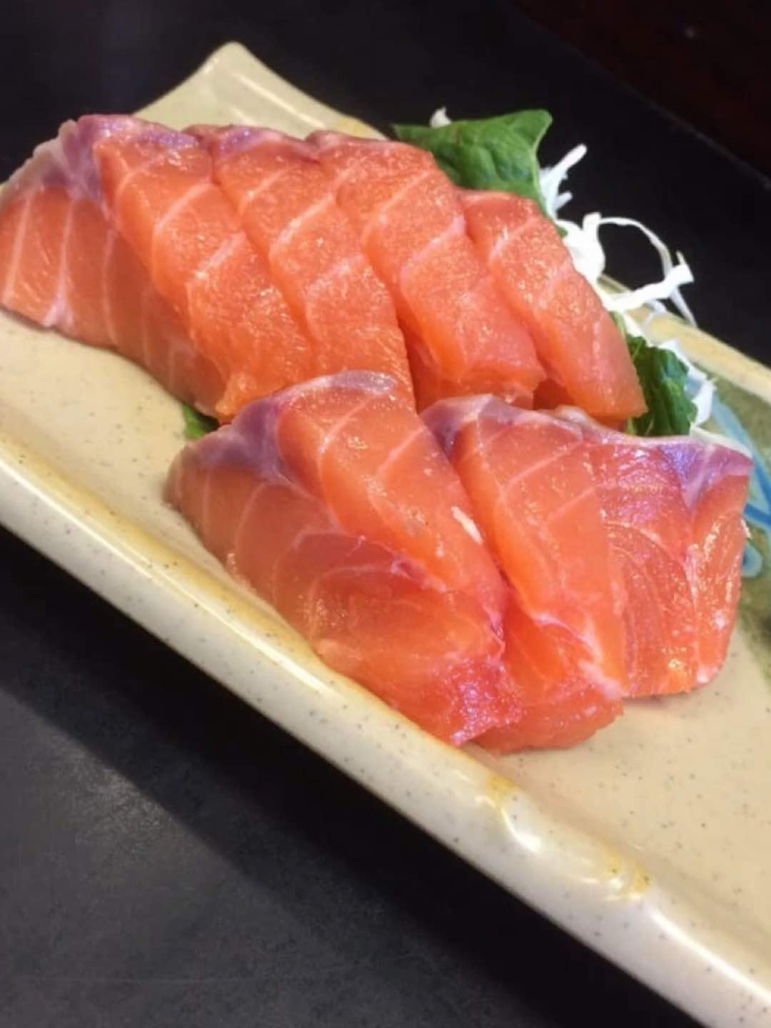Thumbnail of Had salmon sashimi and it was great!