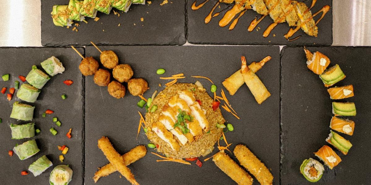 Photo de couverture de Sushi Thaï Paris 20