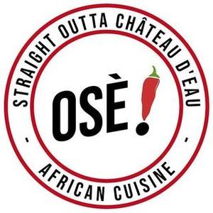 Logo de Osè African Cuisine - Château d'Eau