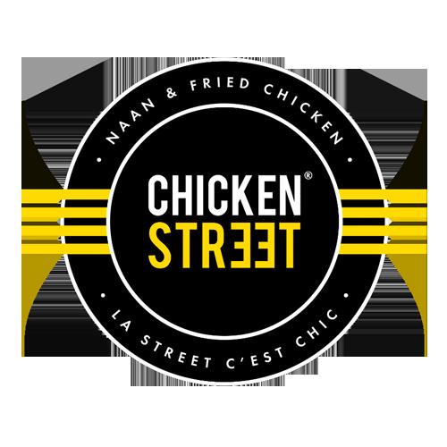 Logo de CHICKEN STREET Clichy